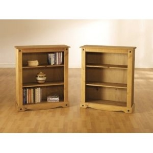 Corona short bookcase
