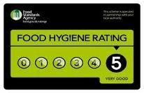 Our Food Hygene Rating