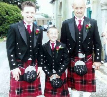 Welsh Kilts !