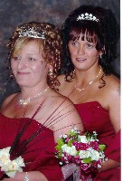 Ros''s Bridesmaids June 2005