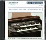 ENS4015 EASY to PLAY ALL-TIME LATIN FAVORITES