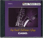 FL-42BB BIG BAND, BALLROOM & JAZZ  for MZ2000 ONLY
