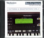 GNS9009 PATTERNS & REGISTRATIONS VOL.4