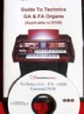 DVD TUTORIAL FOR GA1, GA3 & G100 ORGANS