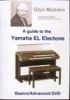 DVD: A GUIDE TO THE YAMAHA EL ELECTONE