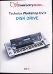 DVD-505 Technics Workshop DVD  Disk Drive