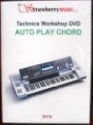 Technics Workshop DVD  Auto Play Chord