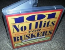 101 NUMBER 1 HITS FOR BUSKERS TYROS 3