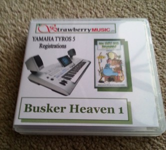 BH1T5 BUSKER HEAVEN 1 Tyros 5 over 800 registrations
