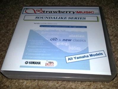 Soundalike: Professional Yamaha Xg Midi Files Midifiles