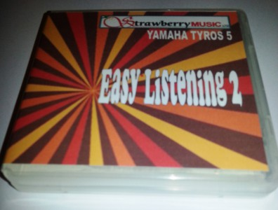 EL2T5 EASY LISTENING VOLUME  2 TYROS 5