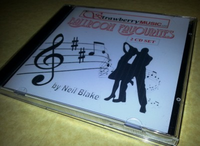 BFCD BALLROOM FAVOURITES CD (Double CD)