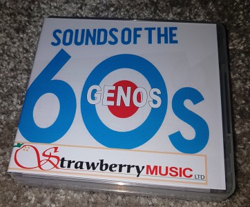 SOUNDS OF THE SIXTIES Genos USB