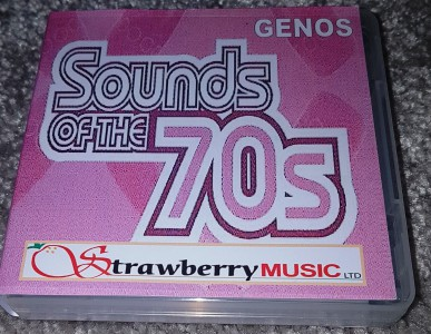 SOUNDS OF THE SEVENTIES Genos USB