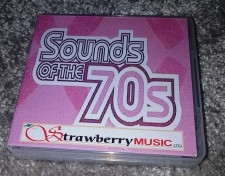 SOUNDS OF THE 70S USB ONLY