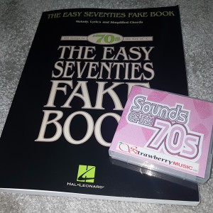 70S609709SET SOUNDS OF THE SEVENTIES CVP609 709 USB AND BOOK SET
