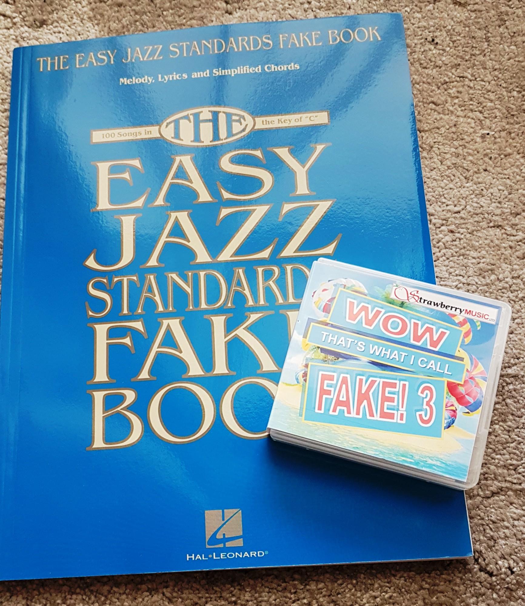 Wow, Thats What I Call Fake Vol  3 Book And Usb   Yamaha