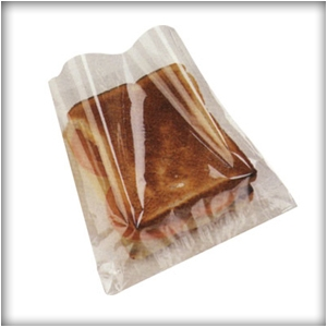 18 100 x DISPOSABLE TOASTED SANDWICH BAGS FOR TOASTERS