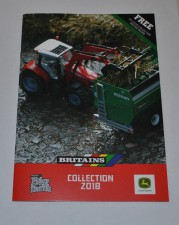 Britains 2018 Customer Catalogue