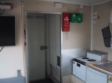 Mobile lab accom & workshop Image