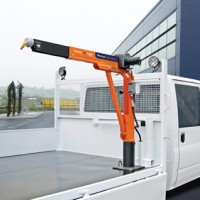 Swing Lift F500 is a compact, 500kg capacity
