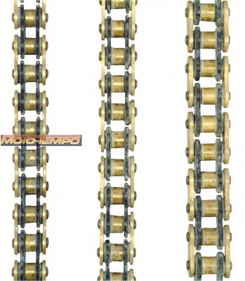TRIPLE-S X-RING CHAIN 520-118 LINK