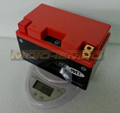 Aprilia RSV4 1000 Factory Lithium Ion Battery Light Weight Save 2.16kg 2009 2010