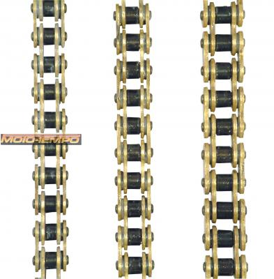 TRIPLE-S O-RING CHAIN 525-124 LINK CSK COMP