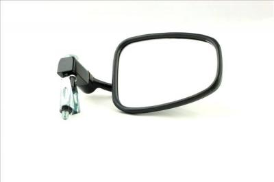 Universal Mirrors. BLACK BAR END L/R