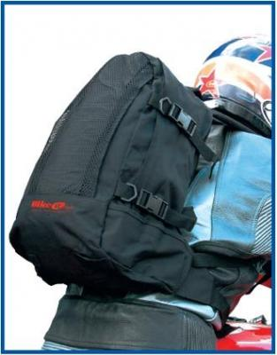 Rucksack Robust 4 Pocket Sportsbike motorcycle 3 strap