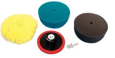 Hand Drill Polishing and Buffing Kit
