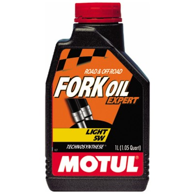 FORK OIL EXPERT LIGHT 5W (1ltr)