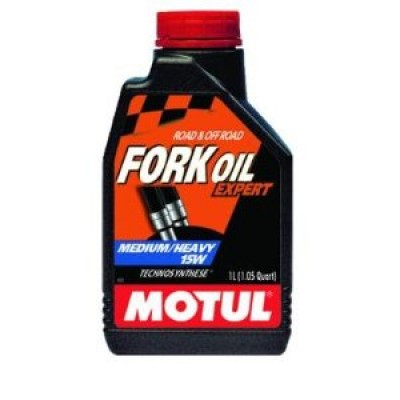 FORK OIL EXPERT MEDIUM/HEAVY 15W (1ltr)