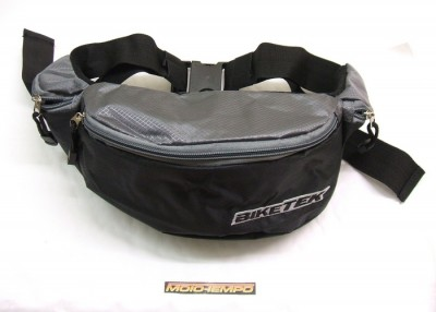BIKETEK WAIST / BUM BAG LUGGAGE MOTORCYCLE CYCLISTS BIKE MOTORBIKE NICE GIFT