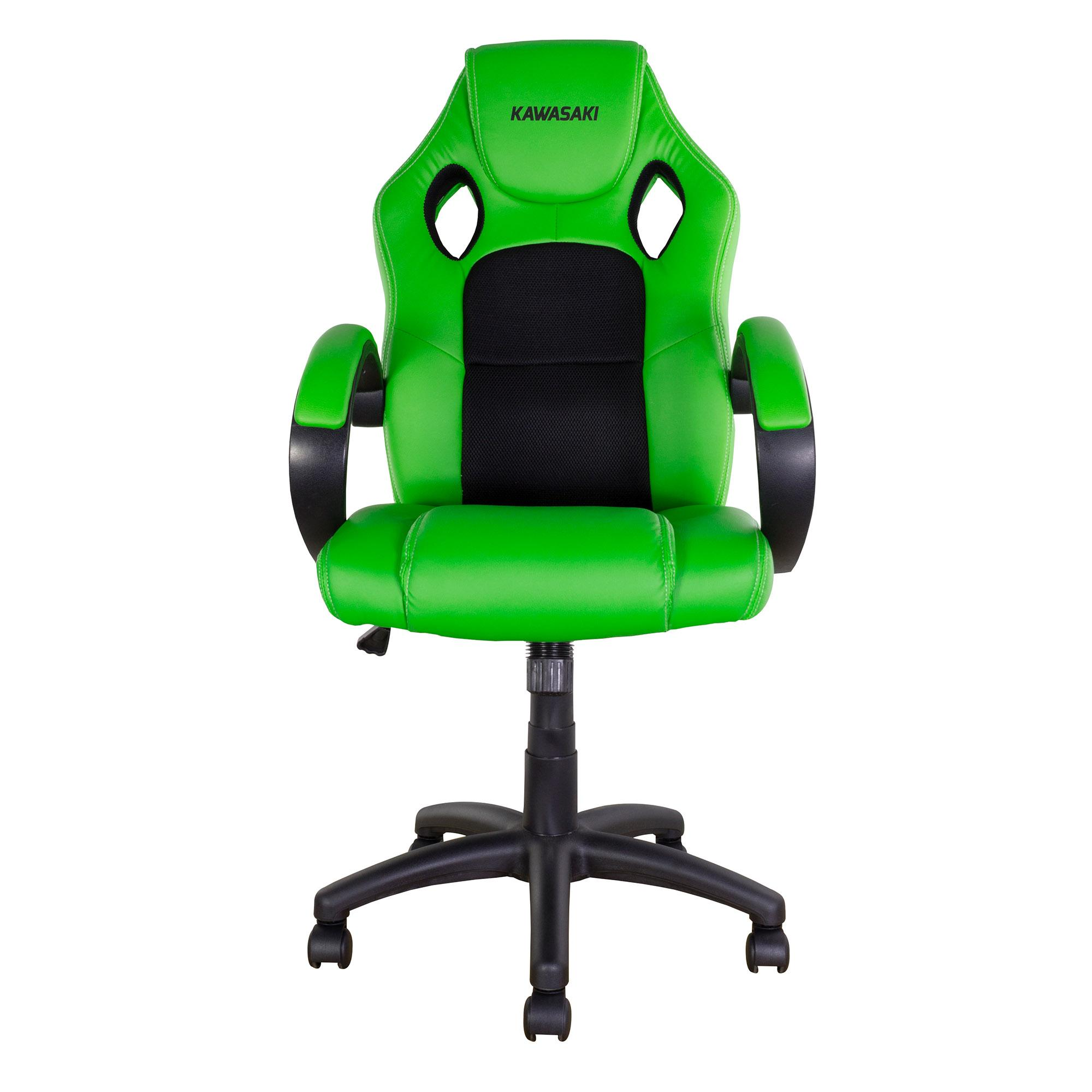 RIDER CHAIR - Kawasaki Green with Black trim