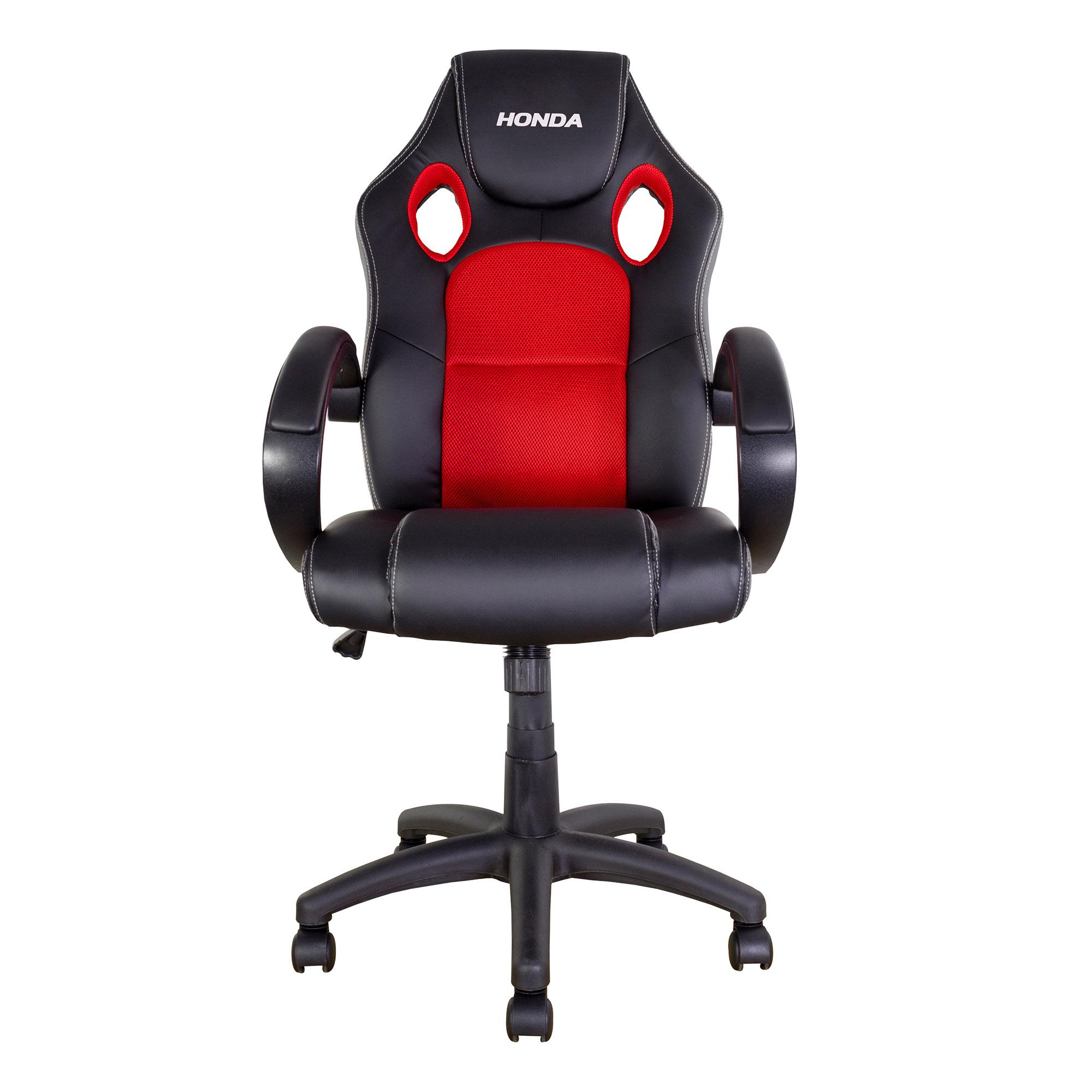 RIDER CHAIR - Honda Red with Black trim