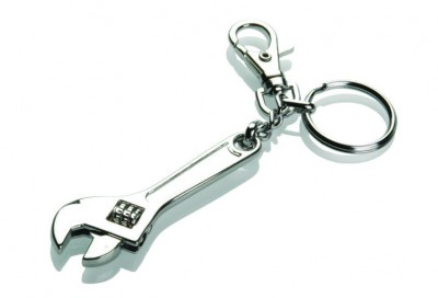 Wrench Key Chain