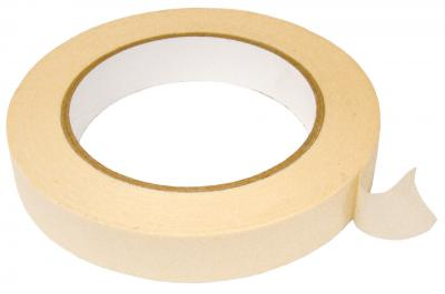 MASKING TAPE WHITE 1 ROLL 20MM X 50M
