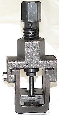 HEAVY DUTY CHAIN BREAKER VICE