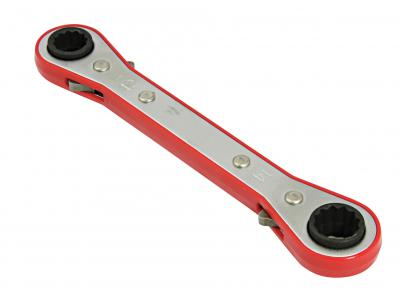 RATCHET RING SPANNER 4 IN 1-10 12 13 14M