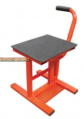 BIKETEK MX LIFT STAND 310MM <> 440MM LIFTING RANGE 180KG MAX