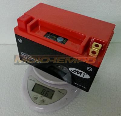 Aprilia SMV 750 Dorsoduro Lithium Ion Battery Light Weight Save 2kg 2010 2012