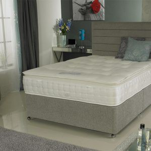 Divan 49r Romantica Pillowtop - Mattress and Divan base