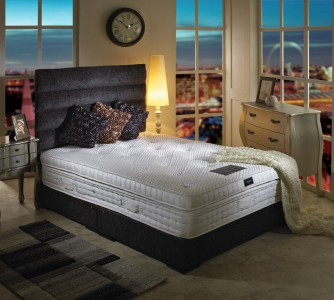 Divan 10d Heritage - Mattress and Divan Base