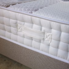 Divan 13d Platinum - Mattress and Divan Base