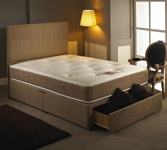 Divan 30d Sovereign - Mattress and Divan Base