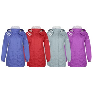 310 Ladies Breathable Waterproof Jacket | Eiger Face | Finesse ...