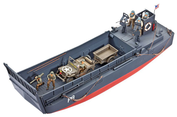03000 Landing Craft Limited Edition Kit