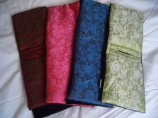 100% Silk And Velvet Scarves...handcrafted From Vietnam