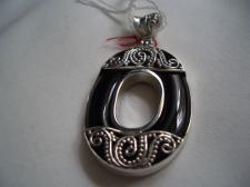 Sterling Silver Pendant ! Not To Be Missed